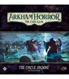 Produkt Arkham Horror: The Card Game - The Circle Undone