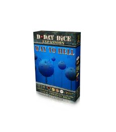 Produkt D-Day Dice: Way to Hell