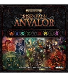 Produkt The Rise & Fall of Anvalor