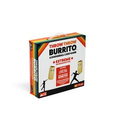 Produkt Throw Throw Burrito - A Dodgeball Card Game: Extreme Outdoor Edition