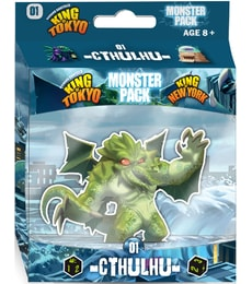 Produkt King of Tokyo/King of New York: Cthulhu