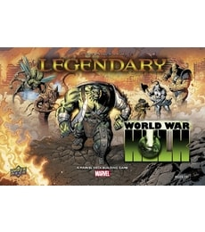 Produkt Legendary: World War - Hulk