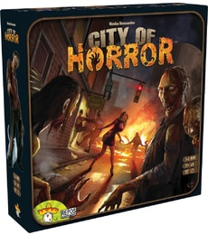 Produkt City of Horror