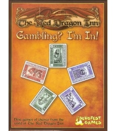 Produkt The Red Dragon Inn: Gambling? I'm In!