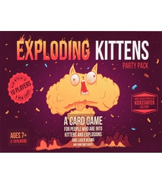 Produkt Exploding Kittens: Party Pack