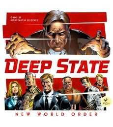 Produkt Deep State: New World Order