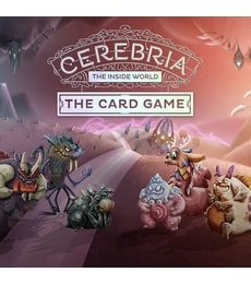 Produkt Cerebria: The Card Game