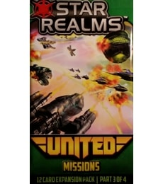 Produkt Star Realms: United - Missions