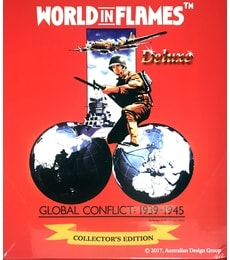 Produkt World in Flames: Deluxe