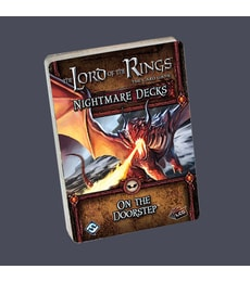 Produkt The LOTR: LCG - On the Doorstep Nightmare deck