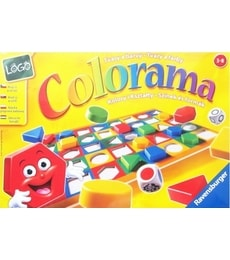 Produkt Colorama - tvary a barvy