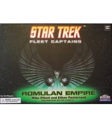 Produkt Star Trek - Fleet Captains: Romulan Empire
