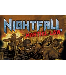 Produkt Nightfall: Martial Law