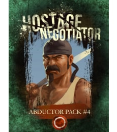 Produkt Hostage Negotiator: Abductor Pack 4