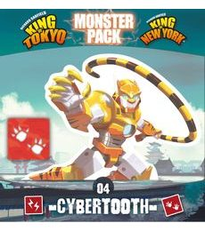 Produkt King of Tokyo/King of New York - Cybertooth Monster Pack