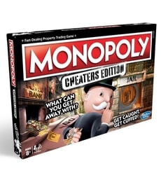 Produkt Monopoly Cheaters edition CZ