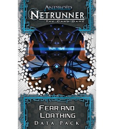Produkt Netrunner: Fear and Loathing Data Pack