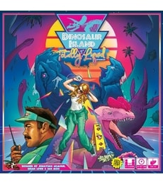 Produkt Dinosaur Island: Totally Liquid