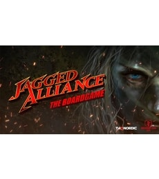 Produkt Jagged Alliance: The Boardgame