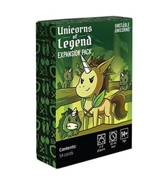 Produkt Unstable Unicorn: Unicorns of Legends Expansion Pack