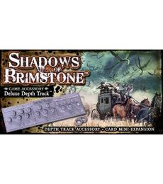 Produkt Shadows of Brimstone - Deluxe Depth Track + Card Mini-Expansion