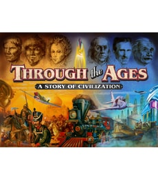 Produkt Through the Ages: Story of Civilization (EN) (poškozený obal)