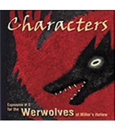 Produkt Werewolves of Miller's Hollow: Characters