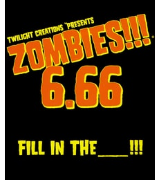 Produkt Zombies!!! 6.66: Fill in the____!!!