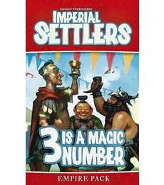 Produkt Imperial Settlers: 3 Is a Magic Number