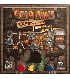 Produkt Clank! Expeditions - Temple of the Ape Lords
