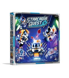 Produkt Starcadia Quest - Build-A-Robot