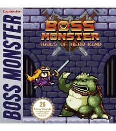 Produkt Boss Monster Expansion: Tools of Hero-Kind