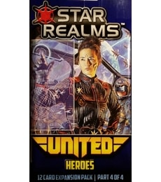 Produkt Star Realms: United - Heroes