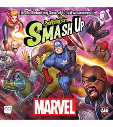 Produkt Smash Up: Marvel