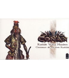 Produkt Conan: Kushite Witch Hunters