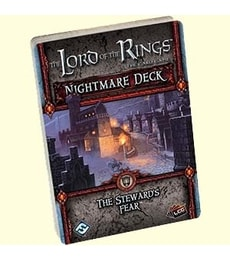 Produkt The LOTR: LCG - The Steward's Fear - Nightmare Deck