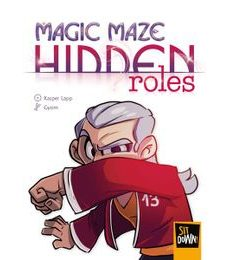 Produkt Magic Maze: Hidden Roles