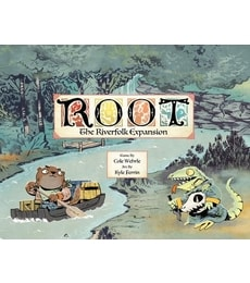 Produkt Root: The Riverfolk Expansion
