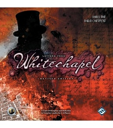 Produkt Letters from Whitechapel - Revised Edition