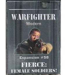 Produkt Warfighter 58: Female Soldiers