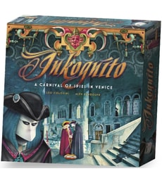 Produkt Inkognito - A Carnival of Spies in Venice