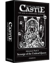 Produkt Escape the Dark Castle: Adventure Pack 2 - Scourge of the Undead Queen
