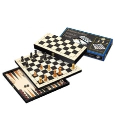 Produkt Šachy + Backgammon Philos