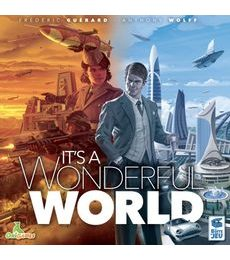 Produkt It's a Wonderful World
