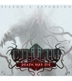 Produkt Cthulhu: Death May Die - Season 2 Expansion