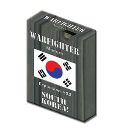 Produkt Warfighter 53: South Korea