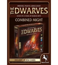 Produkt The Dwarves: Combined Might