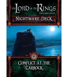 Produkt The LOTR: LCG - Conflict at the Carrock Nightmare Deck