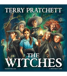 Produkt Terry Pratchett: The Witches