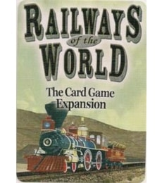 Produkt Railways of the World: The Card Game - Expansion